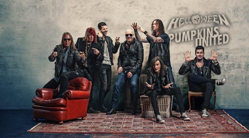 """Helloween идват у нас със супер турнето """"PUMPKINS UNITED"""""""