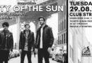 City Of The Sun ще свирят в Строежа