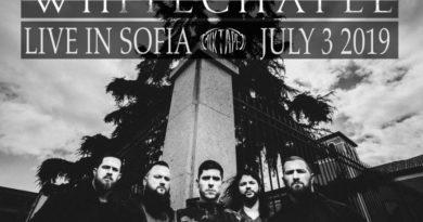 Whitechapel с концерт в София на 3 юли 2019