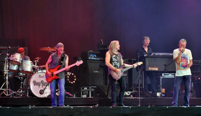 Deep Purple идват в София на 7 декември