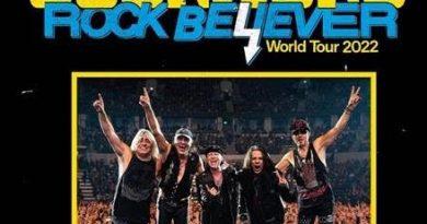 Scorpions издават нов албум и тръгват на турне
